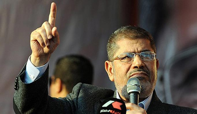 Mursi hakkındaki hapis kararı kesinleşti