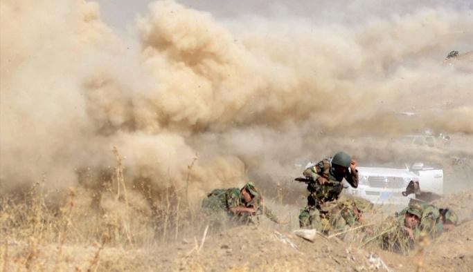 Musul'da Peşmerge'ye saldırı: 5 ölü