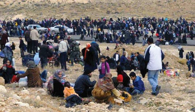 Musul'dan 100 bin kişi Türkiye'ye kaçabilir