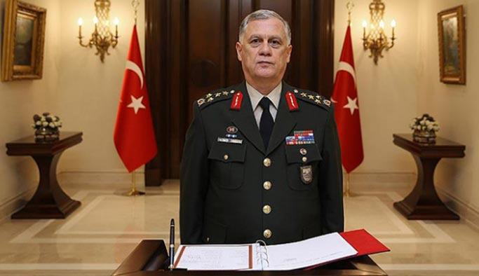O komutan, Erdoğan'a 'Beni Bahçeli'ye sorun' dememiş