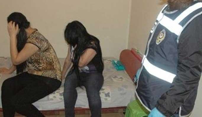 Ortaokul öğrencileri 'fuhuş' yaparken yakalandı