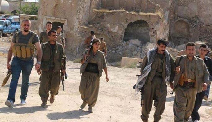 PKK DAEŞ bahanesiyle Kerkük'te