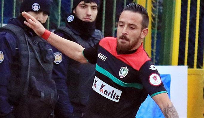 Terör propagandası yapan futbolcuya 5 yıl hapis talebi