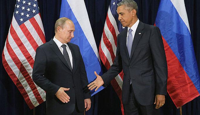 Putin'den 'Obama ile anlaştık, derin güçler bırakmadı' iması