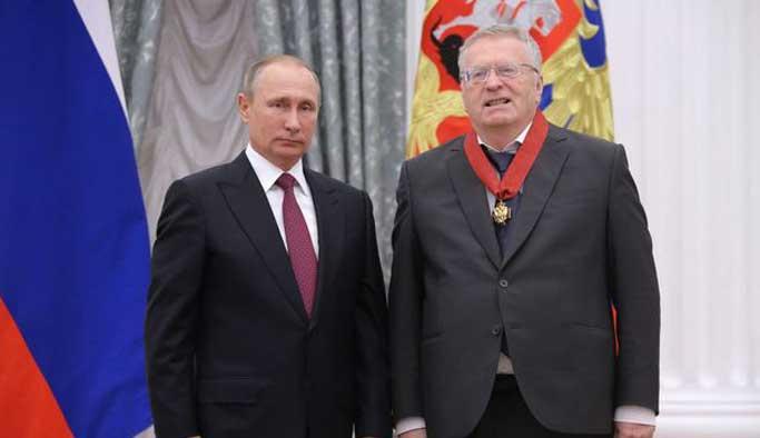 Putin'in adamı: Ya Trump'ı seçeresiniz ya da 3. Dünya Savaşı'nı
