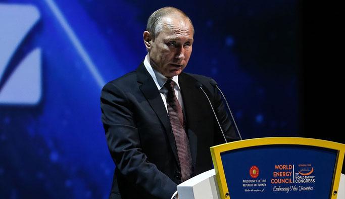 Putin: Petrol üretimini kısmaya hazırız