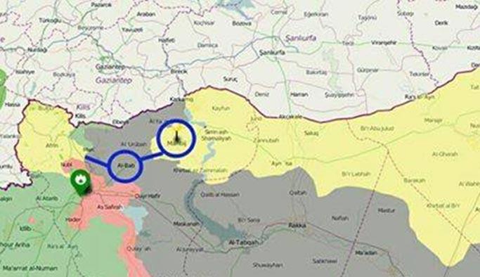 PYD-PKK koridor için El Bab'a yöneldi