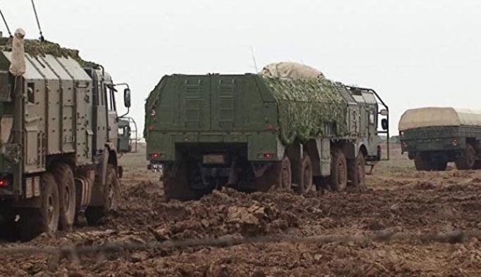 Rusya Avrupa sınırına nükleer füzeler yerleştirdi