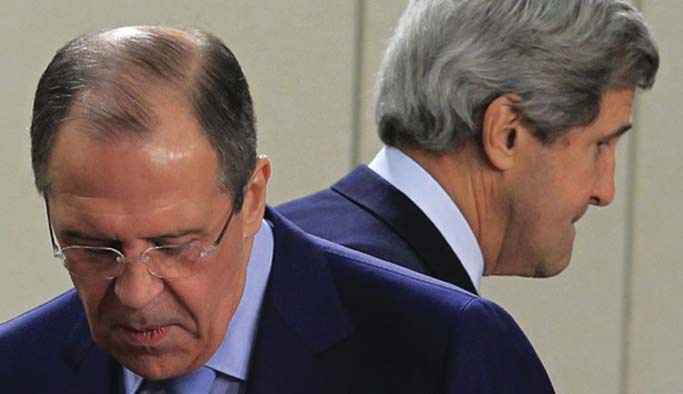 Rusya ile ABD bütün ipleri kopardı