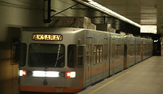 Sahipsiz çanta nedeniyle metro seferleri aksadı