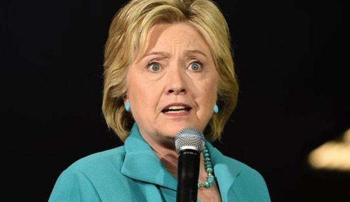 Seçim günler kala Clinton'a soruşturma şoku