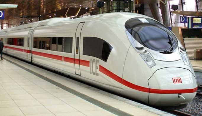 Siemens ile İran demir yolu anlaşması imzaladı