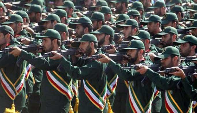 Suriye'de Devrim Muhafızları'na mensup 5 milis öldürüldü