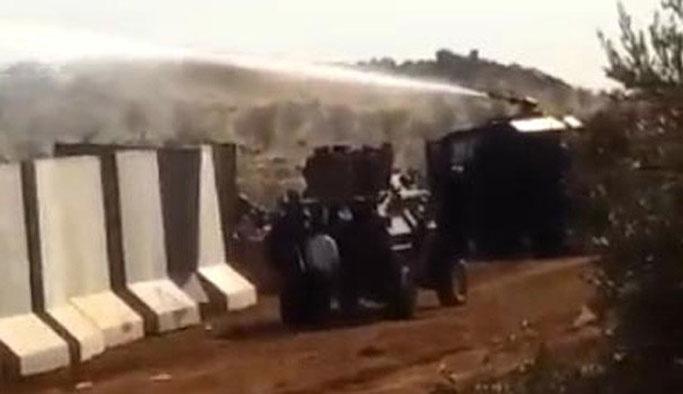 Suriye sınırında gerginlik, ateş açıldı