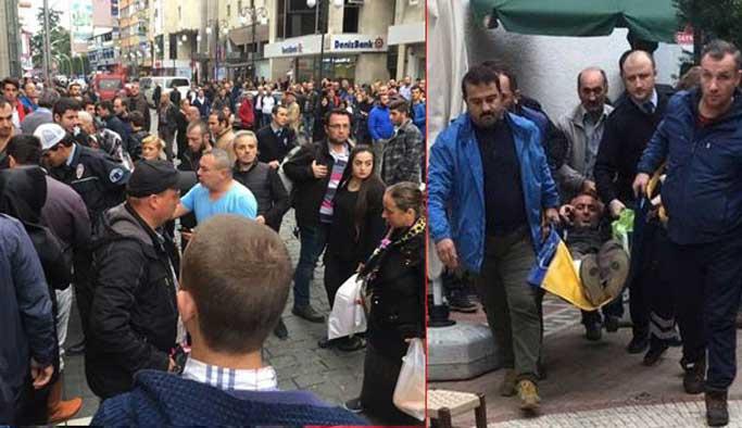 Trabzon'da 'boşür' gerginliği