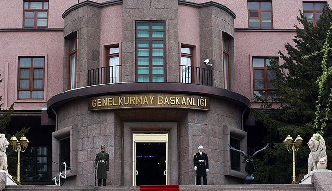 TSK: Son bir haftada 104 terörist öldürüldü