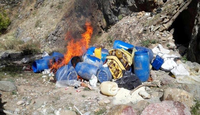 Tunceli'de öldürülen terörist sayısı 13'e yükseldi