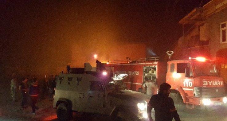 Tunceli'de şüpheli yangınlar