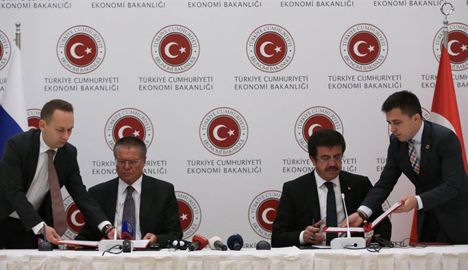 Türkiye-Rusya arasında dev anlaşma imzalandı