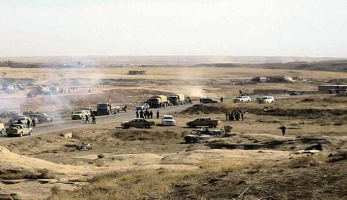 Musul'a hava operasyonu: 40 ölü