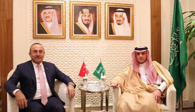 Türkiye, Suudi Arabistan ve Katar'dan 'Suriye' zirvesi