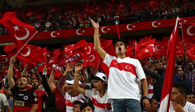 Türkiye Ukrayna 2-2 berabere kaldı