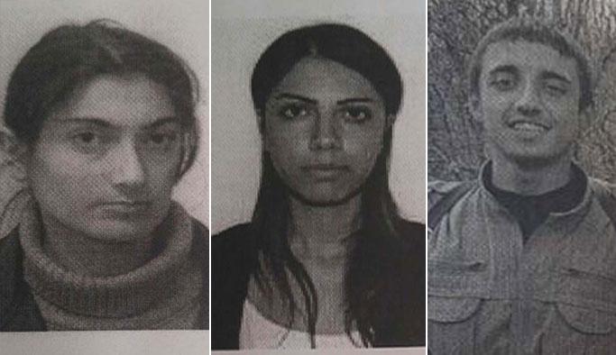 Üç canlı bomba Türkiye genelinde aranıyor