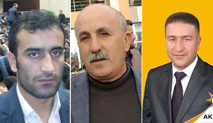 Üçünü de PKK katletti, tek suçları AK Partili olmak!