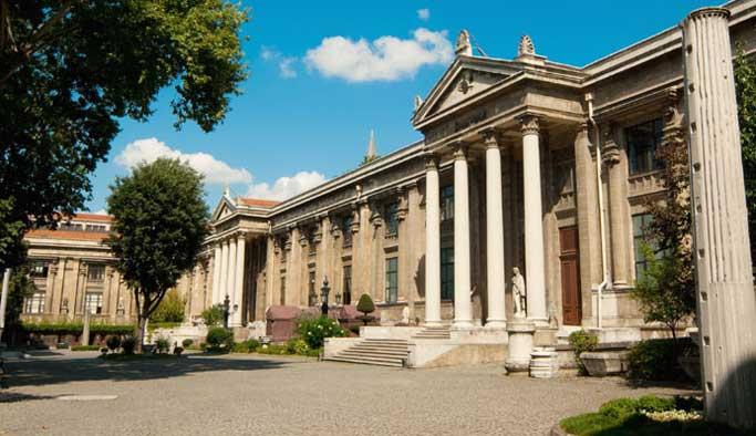 Uygarlık tarihinin 125 yıllık evi, İstanbul Arkeoloji Müzesi