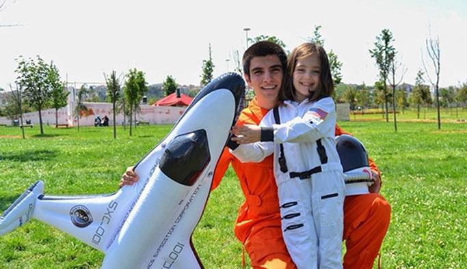 Uzaya çıkacak ilk Türk vatandaşı konuştu