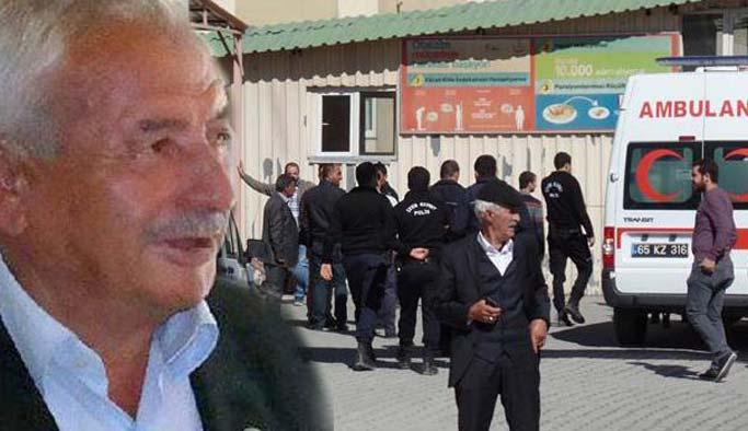 Van Erciş'te belediyeye atanan kayyum katledildi