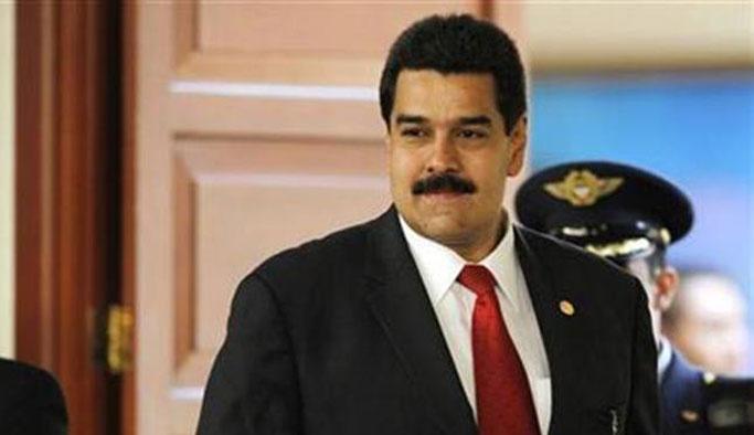 Venezuela Devlet Başkanı Maduro, Türkiye'ye geldi