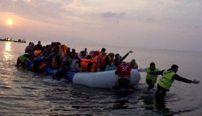 Sınırlarda 752 kaçak yakalandı