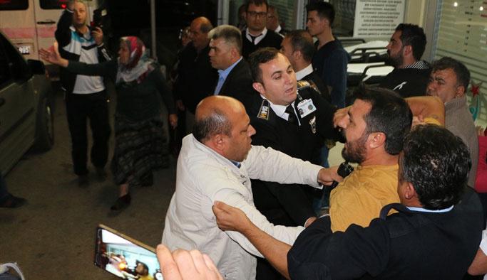Yenibosna faillerine vatandaşlardan sert tepki