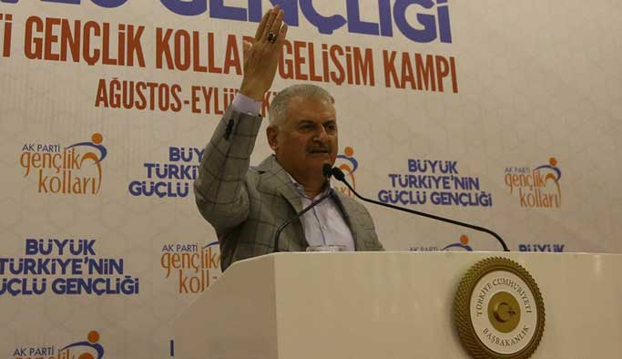 Yıldırım: İktidara geldiğimizde Ankara'da gizli ortaklar çıktı