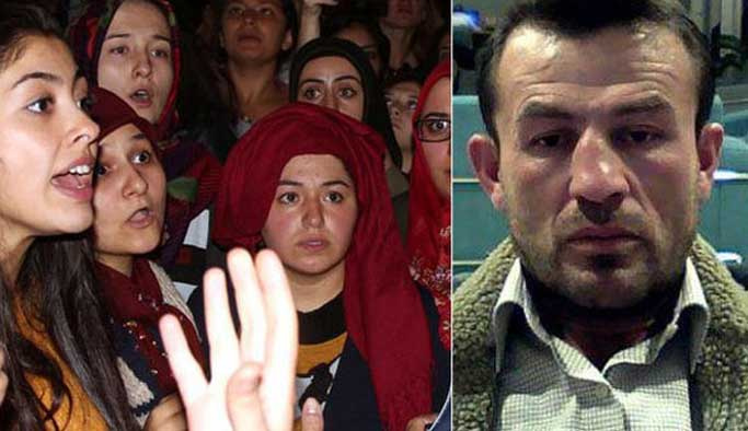 Yurttan kız kaçıran zanlı tutuklandı