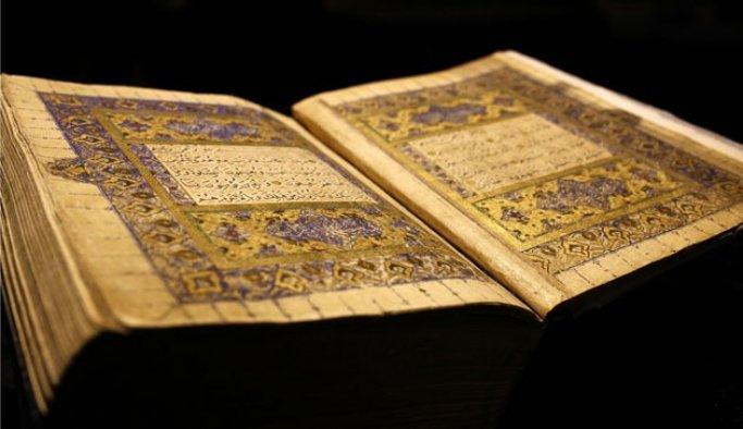 500 yıllık Mushaf-ı Şerif'in yeniden basımı yapıldı