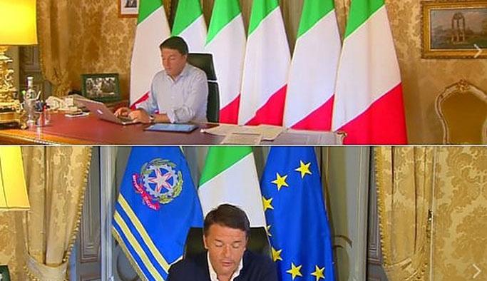 AB'nin iki yüzlülüğü İtalya'yı da küstürdü