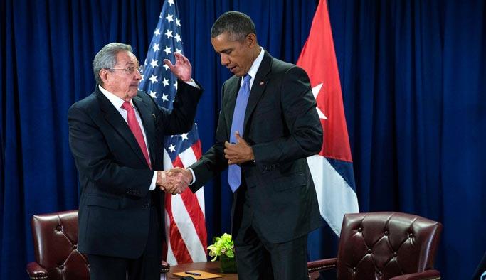 ABD Castro'nun cenazesine heyet göndermeyecek