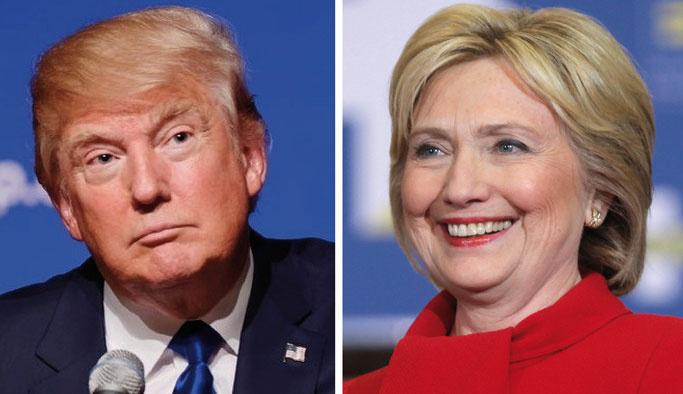 ABD'nin yeni başkanı 274 delegeyle Donald Trump
