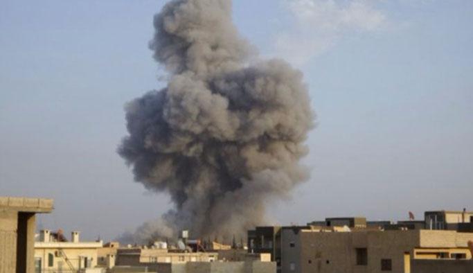 ABD Trump zaferini konuşurken, Rakka'da katliam