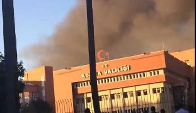 Adana patlamasına yayın yasağı