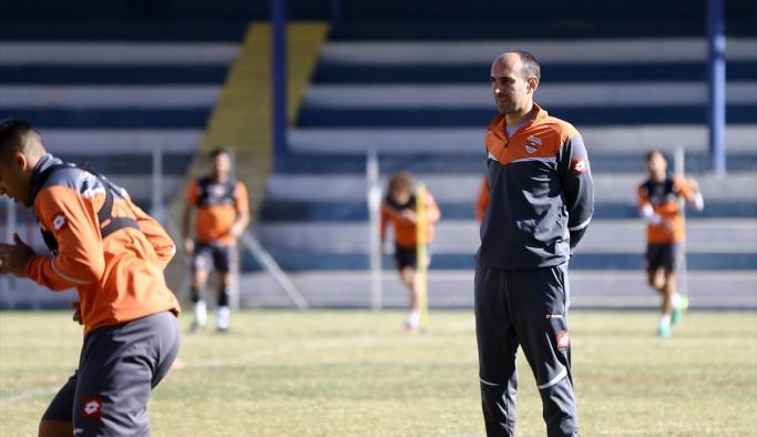 Adanaspor, Antalyaspor maçı hazırlıklarını sürdürdü