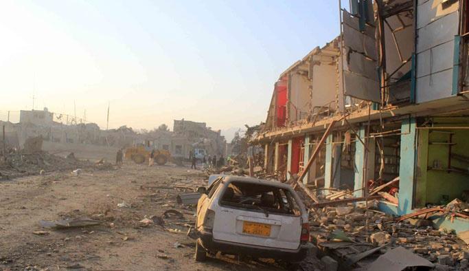 Afganistan'da Alman Başkonsolosluğu'na bombalı saldırı