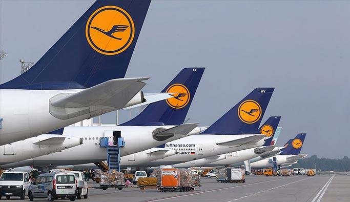Alman hava yollarında kriz büyüyor