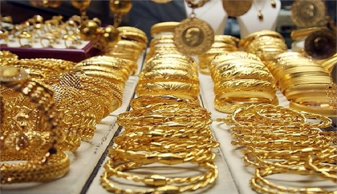 Altının kilogramı 128 bin 600 liraya yükseldi
