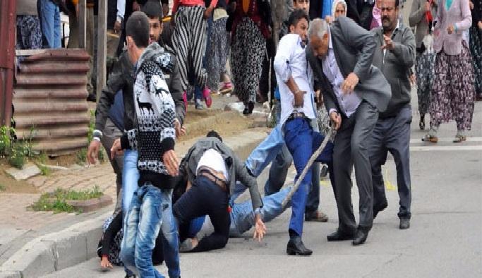 Aydın'da iki aile arasında kavga