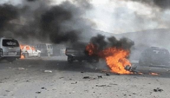 Babil'de bombalı araçlarla saldırı: En az 80 ölü