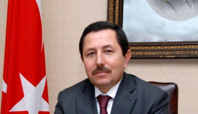 Balkanlıoğlu yaralanan askeri ziyaret etti