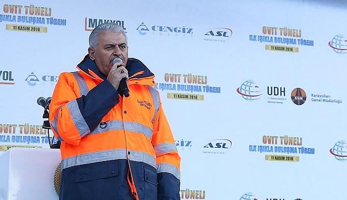 Başbakan Yıldırım: MHP ile anayasa değişikliği yapacağız